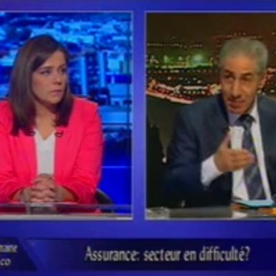 Emission sur les assurances sur Canal Algérie, le 02 Février 2017.